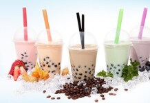 gusti Bubble Tea